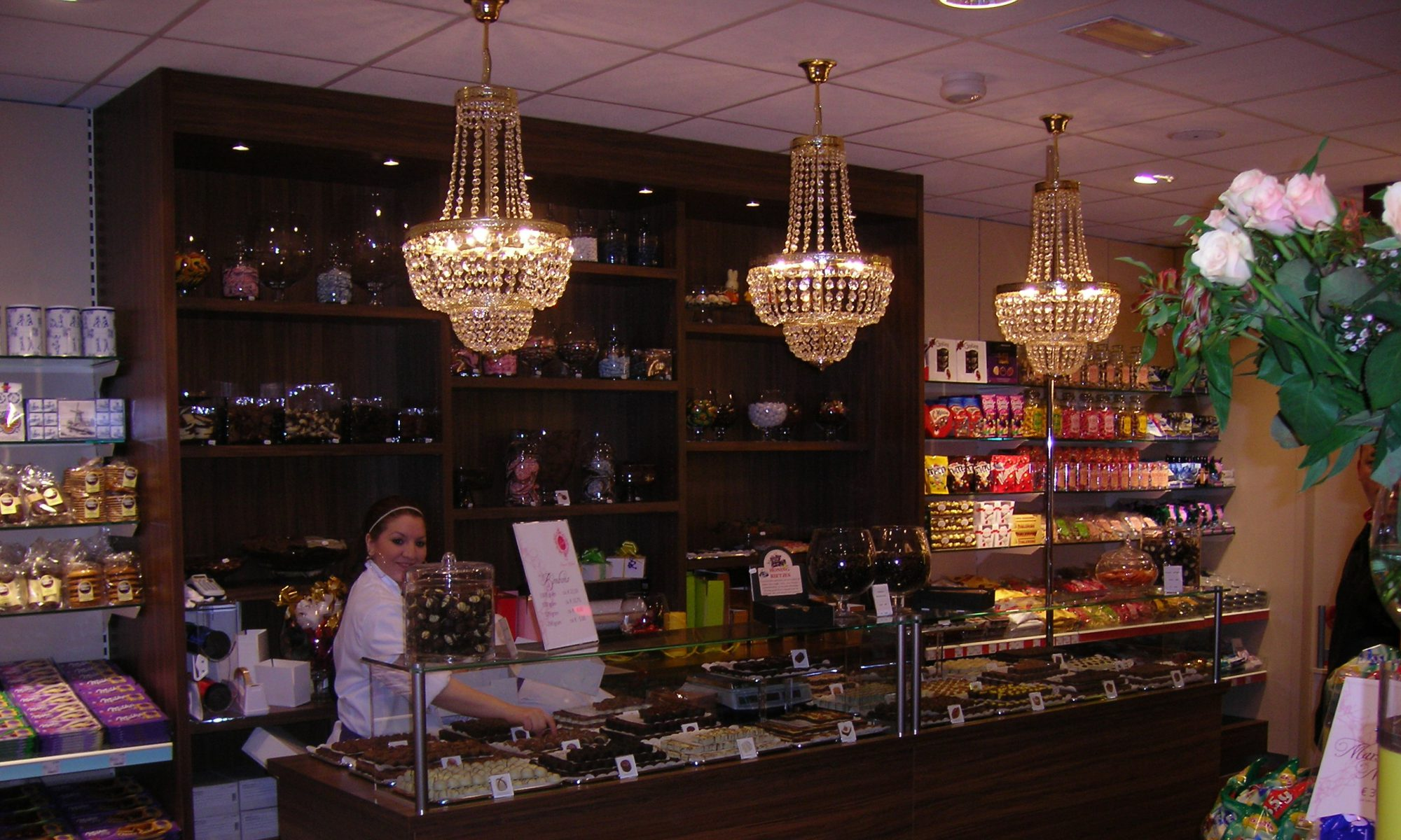 Kroonluchterwinkel.nl